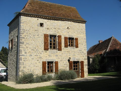 Cottage le Pigeonnier